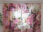 Šifoon-fotokardin Pink dream 240x220 cm ED-100151