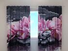 Läbipaistev kardin Orchid 1, 240x220 cm ED-100438