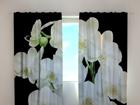 Läbipaistev kardin Yin Yang orchid 240x220 cm ED-100474