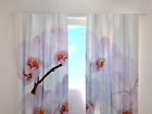 Pimendav kardin Snow-white orchid 240x220 cm ED-100485