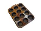Muffini pann 12 pesaga ET-101419