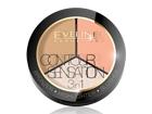 3in1 kontuurimispuudrite komplekt Contour Sensation Eveline Cosmetics UR-105720