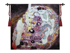 Seinavaip Gobelään Klimt Virgins 138x124 cm RY-106742