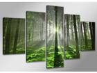 Viieosaline seinapilt Forrest 200x100 cm ED-107317