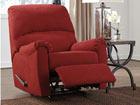 Tugitool recliner jalatoemehhanismiga Zeth Crimson FA-108057