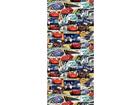 Fliistapeet Cars 4, 53x1000 cm ED-108066