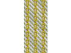 Fliistapeet Golden chains 53x1000 cm ED-108127