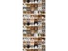 Fliistapeet Cats 53x1000 cm ED-108131