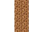 Fliistapeet Wood 53x1000 cm ED-108132