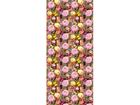 Fliistapeet Flowers 53x1000 cm ED-108142