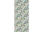Fliistapeet Flowers 6, 53x1000 cm ED-108154