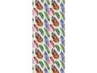 Fliistapeet Feathers 53x1000 cm ED-108156
