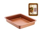Ahjupann Copper 30x39 cm ET-108193