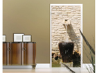 Fototapeet Fountain & stone 100x210 cm ED-108204