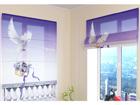 Poolläbipaistev roomakardin Beautiful Dove 60x60 cm ED-108517