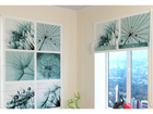 Pimendav roomakardin Dandelion 1 100x120 cm ED-108616