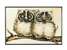 Vaip Two Owls 50x75 cm A5-108624