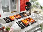 Vaip Smokey Flames 75x190 cm A5-108635