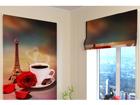 Pimendav roomakardin French coffee 60x60 cm ED-108701
