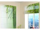Poolläbipaistev roomakardin Green Bamboo 2