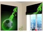 Pimendav roomakardin Green fire 100x120 cm ED-108848
