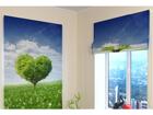 Pimendav roomakardin Love Tree 2 60x60 cm ED-108936