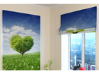 Pimendav roomakardin Love Tree 2 100x120 cm ED-108937