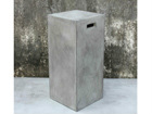 Lillepostament Cement 33x33xh74 cm AY-108960