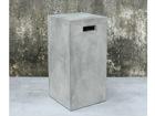 Lillepostament Cement 30x30xh60 cm AY-108961
