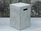 Lillepostament Cement
