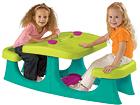 Tegevuslaud lastele Keter Patio Center TE-108967