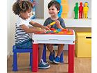 Tegevuslaud lastele Keter Construct