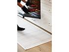Narma newWeave® šenillvaip Esna white 80x250 cm NA-109285