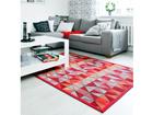 Narma newWeave® šenillvaip Treski red 140x200 cm NA-109710