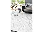 Narma newWeave® šenillvaip Vao white 70x140 cm NA-109757