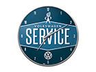 Retro seinakell VW Service SG-109814