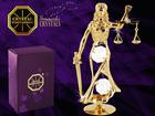 Swarovski kristalliga kuju Femida MO-109855