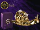 Swarovski kristalliga kuju Tigu MO-109856