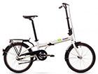"Jalgratas kokkupandav Romet Wigry 2 20"" TC-109951"