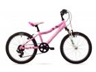 """Jalgratas tüdrukutele Romet Jolene Kid 20"""" TC-110204"""
