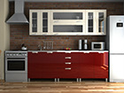 Köök Egina-Madera 220 cm TF-111132