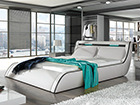 Pesukastiga voodi