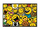 Vaip Smiley Allover 40x60 cm A5-111645