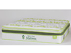 Topeltvedrustusega madrats + kattemadrats Nature Choice 160x200 cm RU-111940