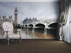Fliis-fototapeet London 360x270 cm ED-112126