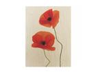 Seinapilt puidul Charming Poppies 60x80 cm ED-113100