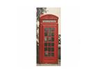 Seinapilt puidul Telephone