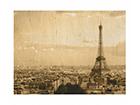 Seinapilt puidul I Love Paris ED-113165