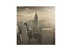 Seinapilt puidul Manhattan Skyline ED-113178
