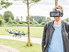 Droon virtuaalreaalsuse prillidega RO-113653